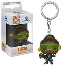Funko Pop! Keychain. Overwatch. Lucio