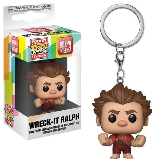 Funko Pop! Keychain. Wreck-It Ralph 2. Wreck-It Ralph