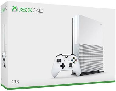 Videogioco Xbox One S 2TB White Xbox One
