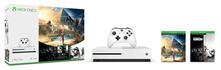 Microsoft Xbox One S 1TB Assassin's Creed Origins Bundle Bianco 1000 GB Wi-Fi