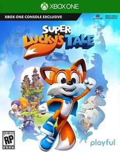 Super Lucky's Tale - XONE - 2