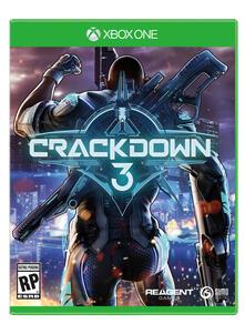 Microsoft Crackdown 3, Xbox One Basic