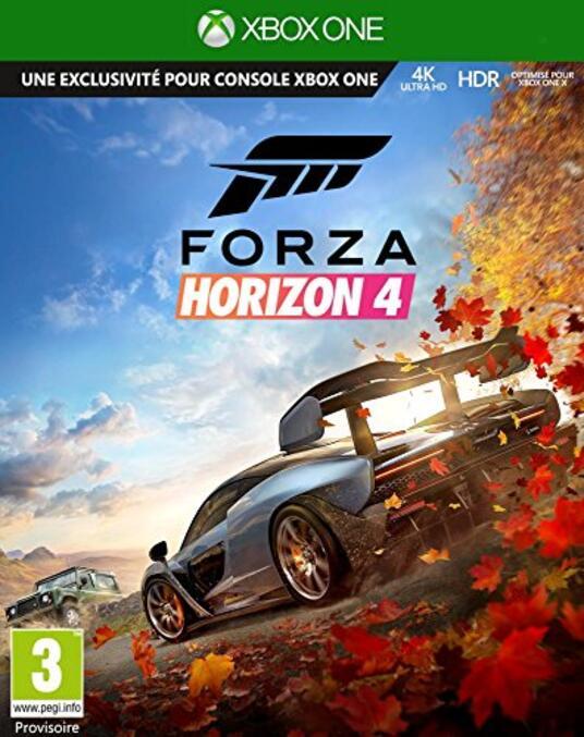 Forza Horizon 4 [Edizione: Francia]