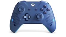 Microsoft Xbox Wireless Sport Blue Special Edition Gamepad PC,Xbox One,Xbox One S,Xbox One X Analogico/Digitale Bluetooth Blu