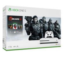 Microsoft Bundle Xbox One S Gears 5 (1 TB) Bianco 1000 GB Wi-Fi