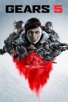 Microsoft Gears 5 Standard Edition, Xbox One videogioco Basic