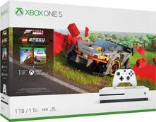 Microsoft Xbox One S + Forza Horizon 4 + DLC Lego Bianco 1000 GB Wi-Fi