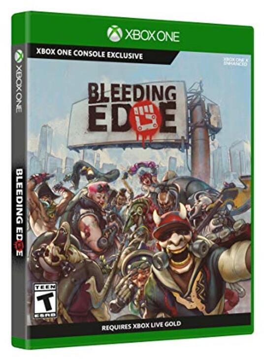Bleeding Edge [Edizione: Francia]