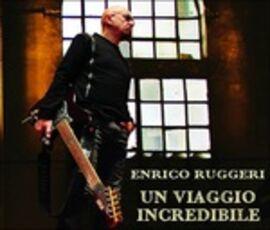 CD Un viaggio incredibile Enrico Ruggeri