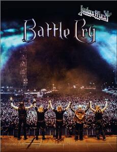 Judas Priest. Battle Cry - Blu-ray