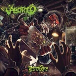 Retrogore - Vinile LP + CD Audio di Aborted