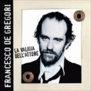 La valigia dell'attore - Vinile LP di Francesco De Gregori