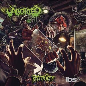 Retrogore - Vinile LP di Aborted