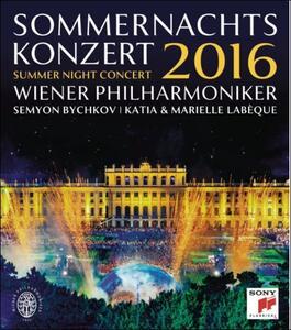 Sommernachts Konzert 2016. Summer Night Concert 2016 - DVD