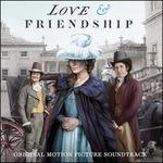 Cover della colonna sonora del film Amore e inganni