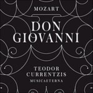 Don Giovanni - Vinile LP di Wolfgang Amadeus Mozart,Musica Aeterna,Teodor Currentzis