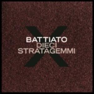 Dieci stratagemmi - Vinile LP di Franco Battiato