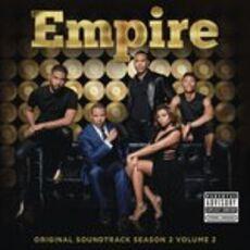 CD Empire Season 2 vol.1 (Colonna Sonora)