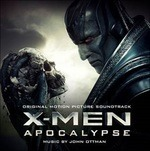 Cover CD X-Men: Apocalisse