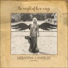Weight of These Wings - Vinile LP di Miranda Lambert