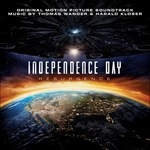 Cover CD Independence Day