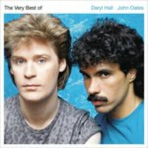 The Very Best of Daryl Hall & John Oates - Vinile LP di Daryl Hall,John Oates