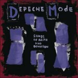 Songs of Faith and Devotion - Vinile LP di Depeche Mode