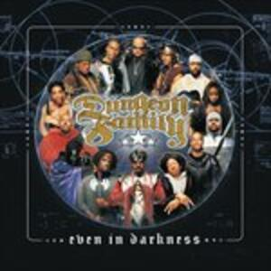 Even in Darkness - Vinile LP di Dungeon Family