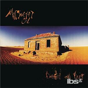 Diesel and Dust - Vinile LP di Midnight Oil