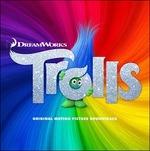 Cover CD Trolls