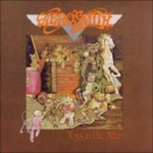 Toys in the Attic - Vinile LP di Aerosmith