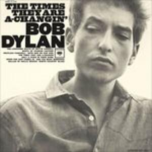 The Times They Are a Changin' - Vinile LP di Bob Dylan