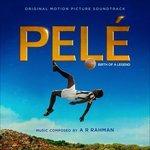 Cover CD Colonna sonora Pelé