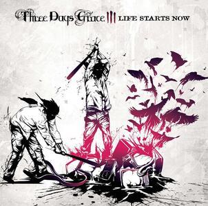Life Starts Now - Vinile LP di Three Days Grace