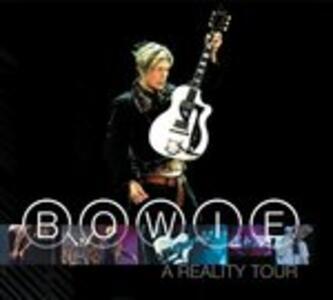 A Reality Tour - Vinile LP di David Bowie