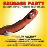 Cover CD Colonna sonora Sausage Party - Vita segreta di una salsiccia