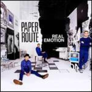 Real Emotion - Vinile LP di Paper Route