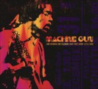 Machine Gun Jimi Hendrix the Filmore East 31-12-1969 - Vinile LP di Jimi Hendrix