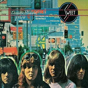 Desolation Boulevard - Vinile LP di Sweet