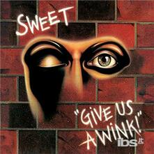 Give Us a Wink - Vinile LP di Sweet