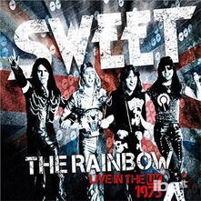 Rainbow. Sweet Live in the UK (New Vinyl Edition) - Vinile LP di Sweet