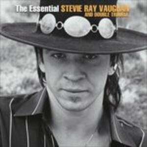 The Essential Stevie Ray Vaughan and Double Trouble - Vinile LP di Stevie Ray Vaughan,Double Trouble