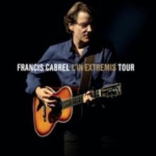 L'in Extremis Tour - Vinile LP + CD Audio di Francis Cabrel