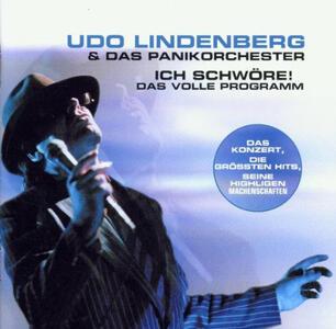 Ich Schwoere! das Volle - Vinile LP di Udo Lindenberg