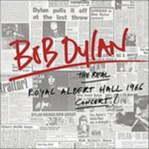 The Real Royal Albert Hall 1966 Concert - Vinile LP di Bob Dylan