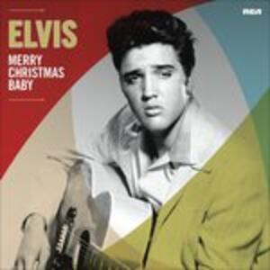 Merry Christmas Baby - Vinile LP di Elvis Presley