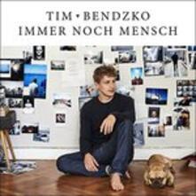 Immer Noch Mensch (Deluxe Edition) - CD Audio di Tim Bendzko