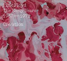 Cre/Ation - The Early Years 1967-1972 - CD Audio di Pink Floyd