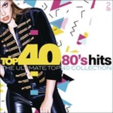 Top 40. 80's Hits - CD Audio