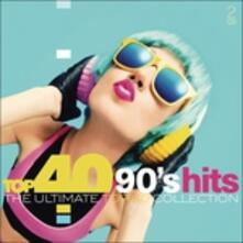 Top 40. 90's Hits - CD Audio
